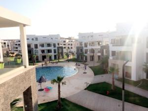 Appartement Hivernage B4, Apartmány  Agadir - big - 14