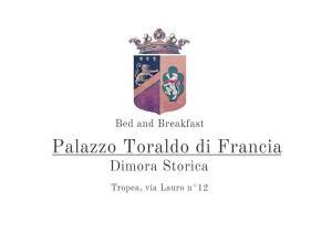 Palazzo Toraldo di Francia, B&B (nocľahy s raňajkami)  Tropea - big - 36