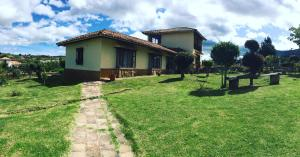 San Alejo, Дома для отпуска  Villa de Leyva - big - 5
