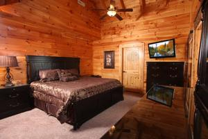 Serenity Mountain Pool Lodge - Nine Bedroom, Ferienhäuser  Sevierville - big - 35