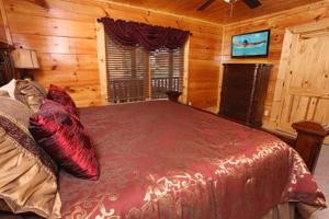 Serenity Mountain Pool Lodge - Nine Bedroom, Ferienhäuser  Sevierville - big - 44