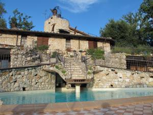 Umbria Volo Country Resort, Holiday homes  Montecastrilli - big - 55