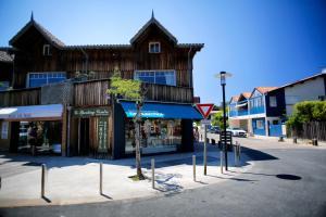Le Sporting Centre, Residence, Cap-Ferret