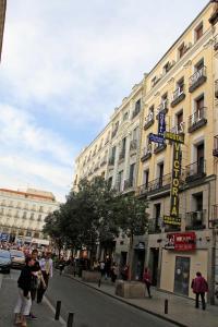 Мадрид - Hostal Victoria I