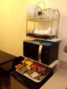 George Place, Apartments  Manila - big - 57