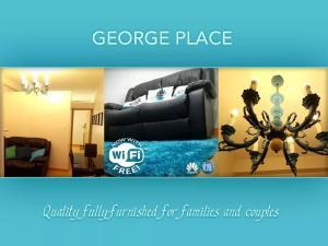 George Place, Apartments  Manila - big - 52