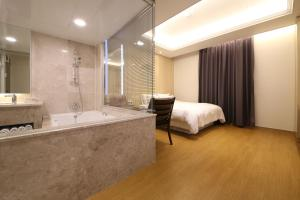 Ralm Hotel, Hotely  Changwon - big - 4