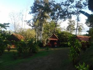 Cabañas Rio Celeste