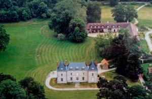 La Breteche-Le chateau