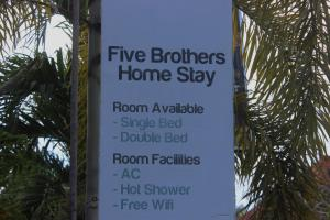 Five Brother's, Privatzimmer  Nusa Lembongan - big - 30