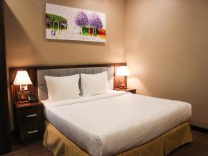 Adamo Hotel, Отели  Дананг - big - 31
