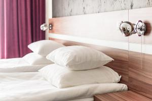 Hotel Aristokrat, Szállodák  Beloozerszkij - big - 42