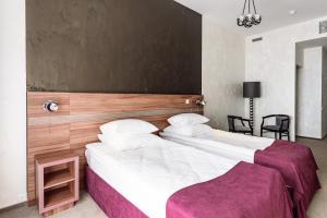 Hotel Aristokrat, Szállodák  Beloozerszkij - big - 47