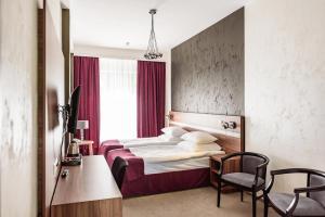 Hotel Aristokrat, Отели  Белоозерский - big - 3
