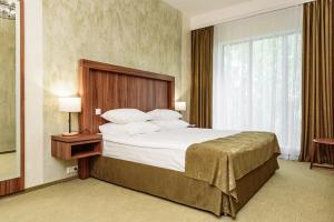 Hotel Aristokrat, Szállodák  Beloozerszkij - big - 22