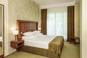 Hotel Aristokrat, Отели  Белоозерский - big - 19