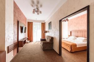 Hotel Aristokrat, Szállodák  Beloozerszkij - big - 41