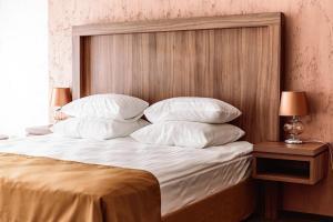 Hotel Aristokrat, Szállodák  Beloozerszkij - big - 8
