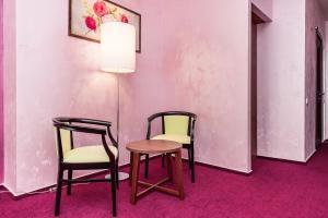 Hotel Aristokrat, Отели  Белоозерский - big - 7