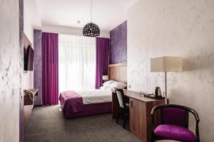 Hotel Aristokrat, Szállodák  Beloozerszkij - big - 75