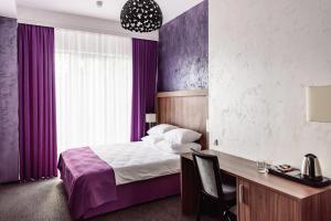 Hotel Aristokrat, Szállodák  Beloozerszkij - big - 67