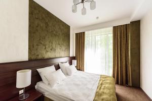 Hotel Aristokrat, Szállodák  Beloozerszkij - big - 63