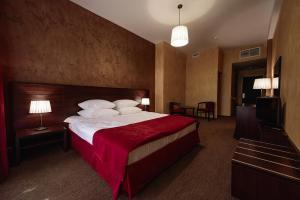 Hotel Aristokrat, Szállodák  Beloozerszkij - big - 57