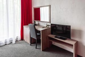 Hotel Aristokrat, Szállodák  Beloozerszkij - big - 36