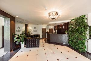 Hotel Aristokrat, Szállodák  Beloozerszkij - big - 96