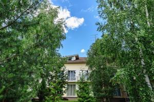 Hotel Aristokrat, Szállodák  Beloozerszkij - big - 90