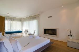 Samaya Beach House, Villas  Vourvourou - big - 72