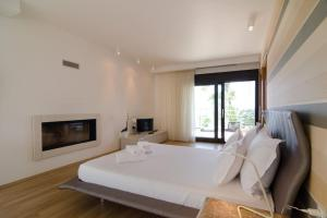 Samaya Beach House, Villas  Vourvourou - big - 78
