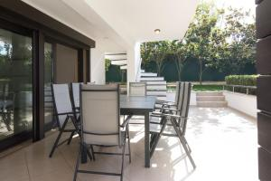 Samaya Beach House, Villas  Vourvourou - big - 81
