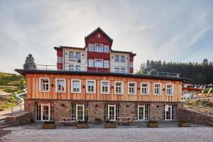 Residence Sněžka, Ferienwohnungen  Pec pod Sněžkou - big - 1
