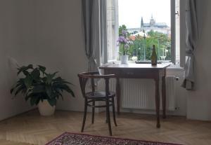 4 hvězdičkový chata 150m2 Lux. Flat - Castle View, Breakfast incl. Praha Česko