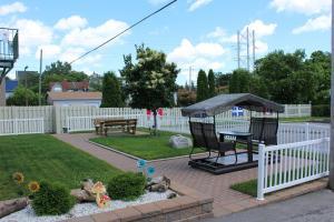 Motel Du Parc Secteur Hull, Motely  Gatineau - big - 26