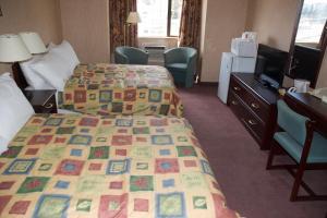 Hotel Kimberley, Szállodák  Kimberley - big - 19