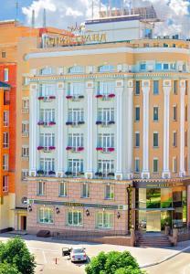 Отель Аллея Гранд, Полтава