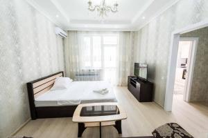 Expo Boulevard Aibek, Апартаменты  Астана - big - 10