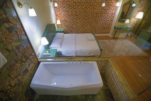 Casa Gaçe Hotel, Hotel  Korçë - big - 5
