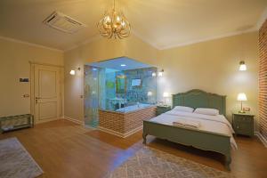 Casa Gaçe Hotel, Hotel  Korçë - big - 51