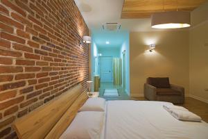 Casa Gaçe Hotel, Hotel  Korçë - big - 81