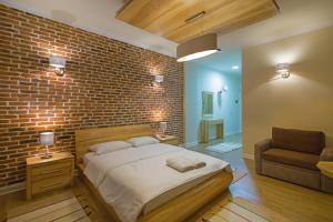 Casa Gaçe Hotel, Hotel  Korçë - big - 78