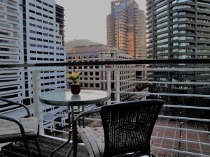 Apartment in Foutain Suites Hotel - 813FS, Ferienwohnungen  Kapstadt - big - 4