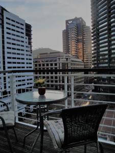 Apartment in Foutain Suites Hotel - 813FS, Ferienwohnungen  Kapstadt - big - 3