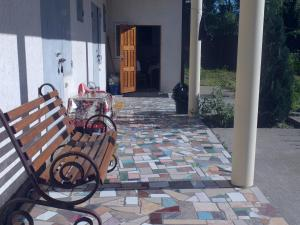 Guesthouse Zolotaya Rybka na Solnechom, Pensionen  Dzhubga - big - 15