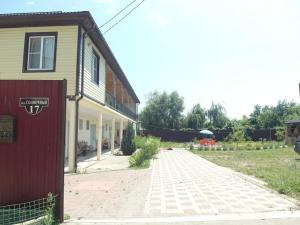 Гостевой дом Золотая Рыбка на Солнечном, Гостевые дома  Джубга - big - 38
