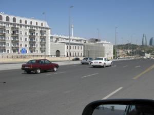 Baku Boulevard Apartment, Apartmány  Baku - big - 2