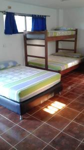 Cabañas Villa Palma, Гостевые дома  Coveñas - big - 12