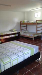 Cabañas Villa Palma, Гостевые дома  Coveñas - big - 10